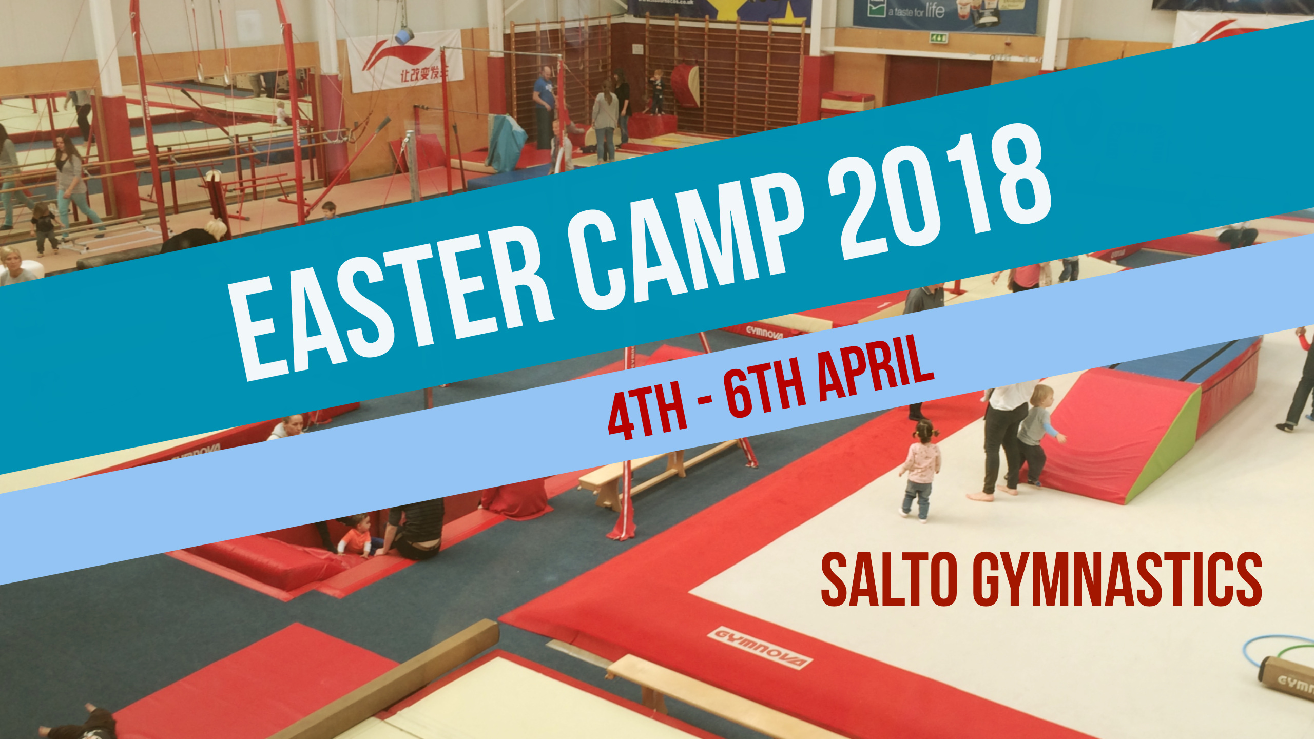 SALTO Easter 2018 announcement