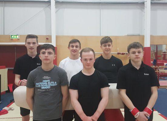 squad A boys