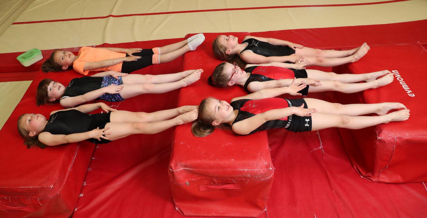 Beginner girls squad