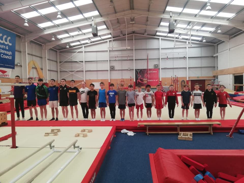 Training camp at Salto summer 2019