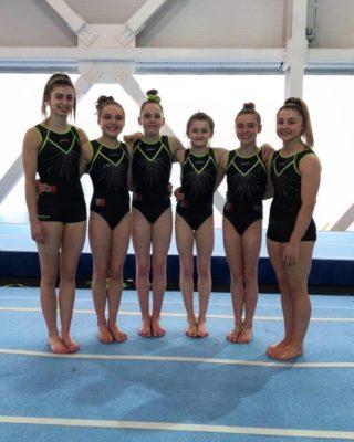 Squad A Girls